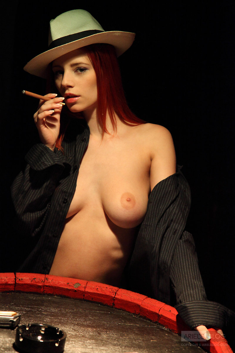 American gangster girls naked #6