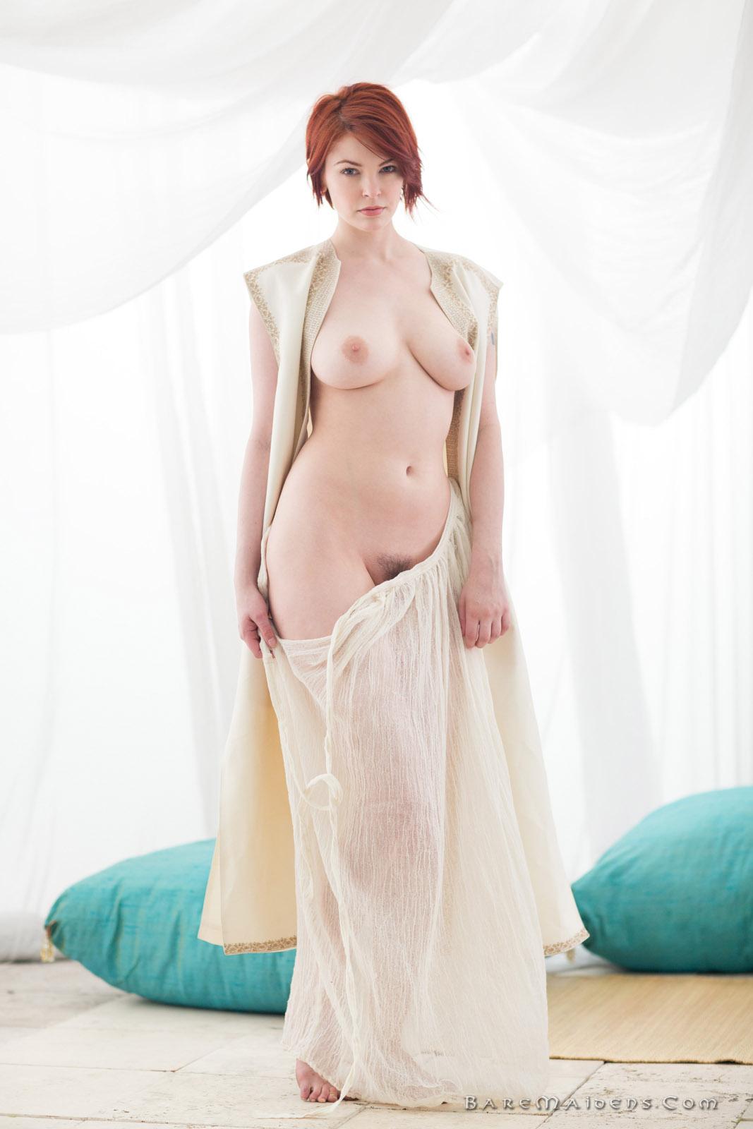 Big Tits Bare Maidens