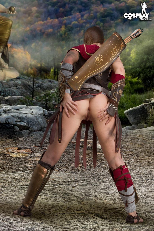 Celtic cosplay porn